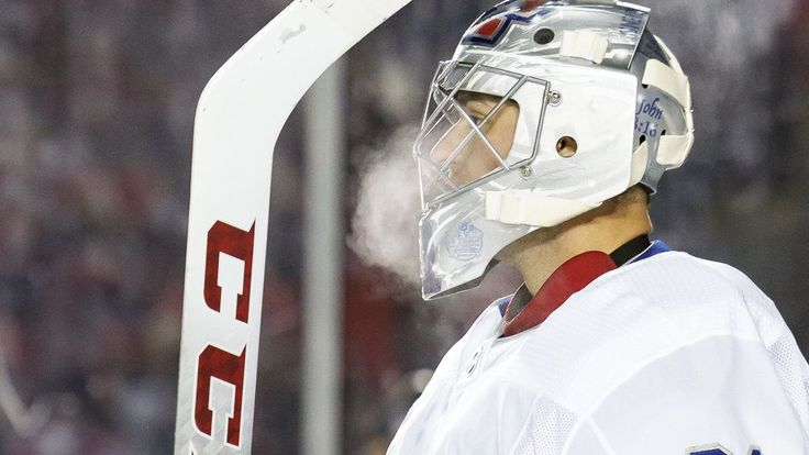 Carey Price's outdoor save, and what it (hopefully) might mean