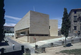 Alvaro Siza - Galician Contemporary Art Centre Case Study