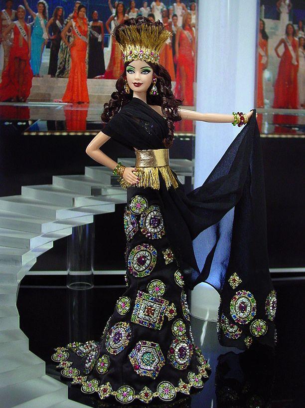 Barbie Miss Syria 2012 Dolls Pinterest Events, Syria