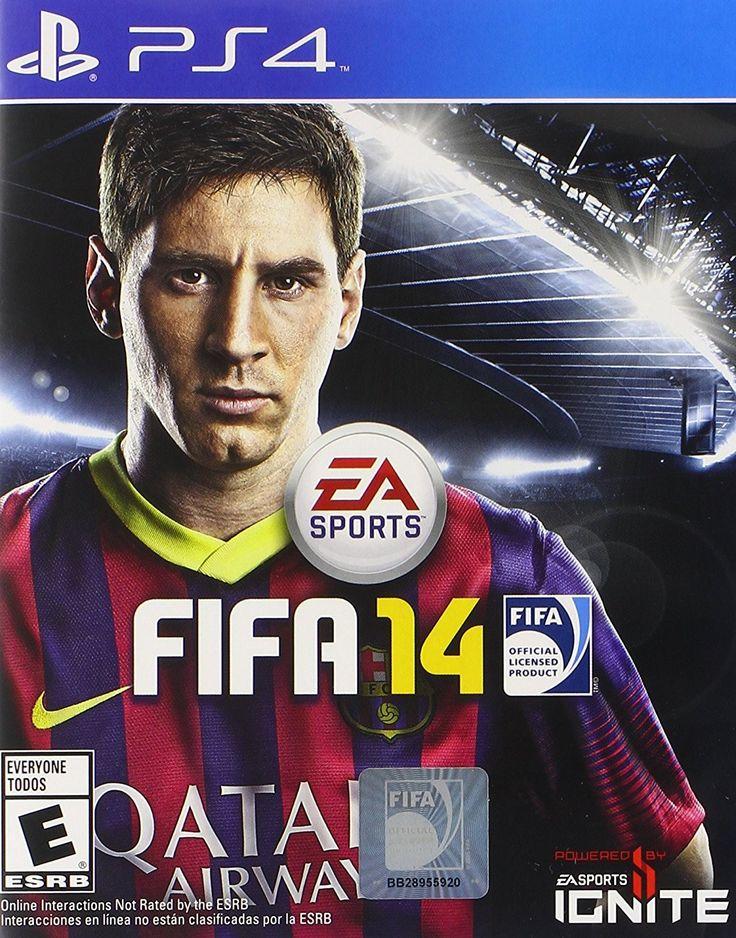 Ahora disponible (PS4) FIFA 14 -Usado- buen estado