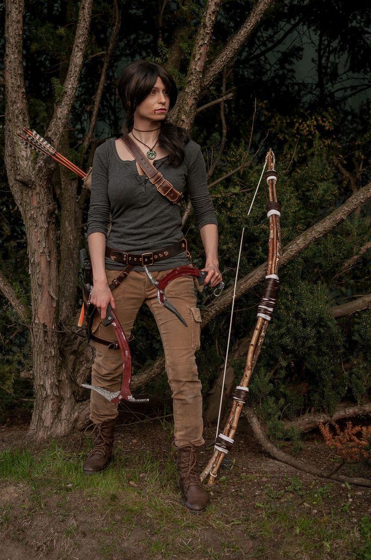 Lara Croft III - Ethlaine Lara Croft Cosplay Photo - Cure WorldCosplay
