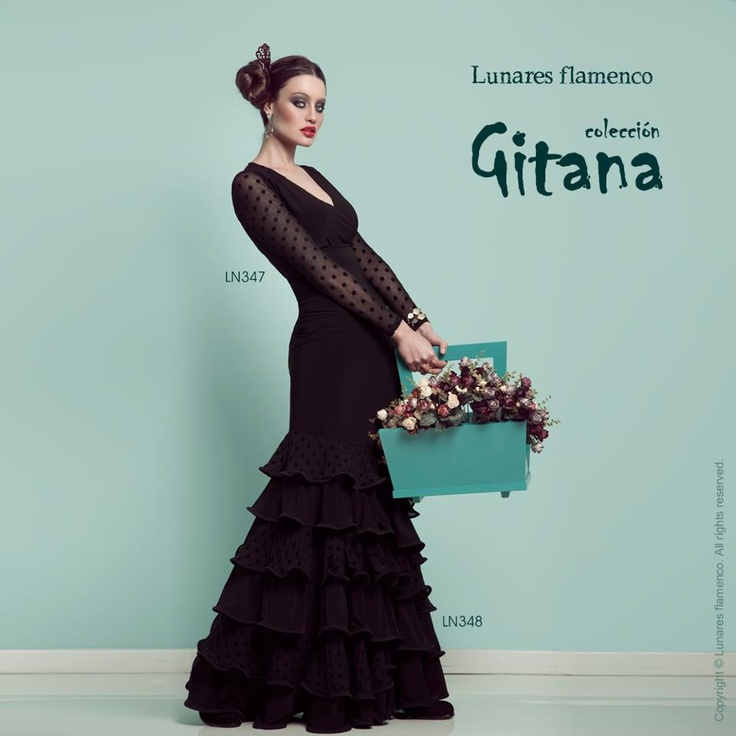 Lunares Flamenco Gitana Collection