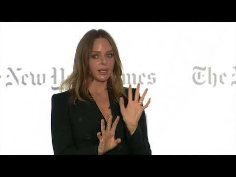 International Luxury Conference 2017: Stella McCartney: Communicating Across Borders & Generations - YouTube