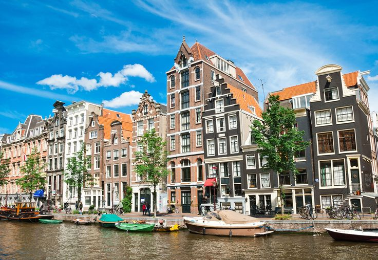 Explore Amsterdam by bike or on foot!