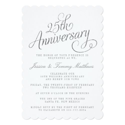 Best Th Wedding Anniversary Party Images On