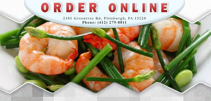 Osaka - Pittsburgh - PA - 15220 - Menu - Asian, Chinese, Sushi - Online Food Delivery Catering in Pittsburgh