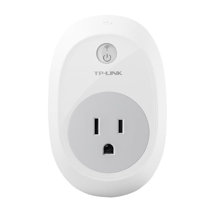 TP-Link N150 Wireless Smart Plug, Wall Mount, Qualcomm Atheros,150Mbps At 2.4Ghz, With S