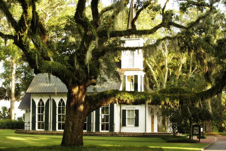 Southern Wedding Chapel wedding, Palmetto bluff, Rose