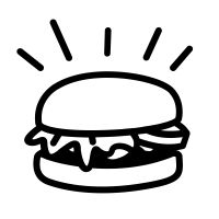 Check out Burger icon created by Artem  Kovyazin
