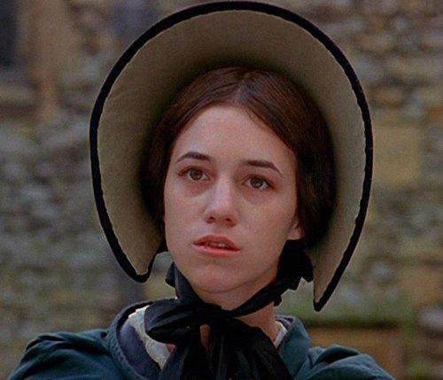 Charlotte Gainsbourg Jane Eyre On mia wasikowska as jane.