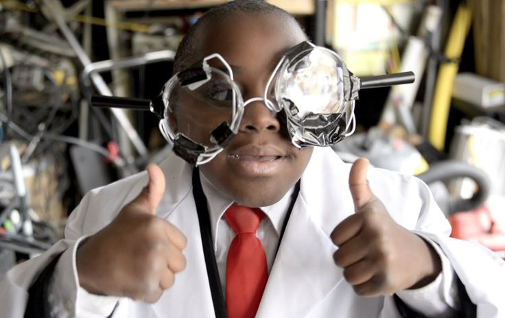 """Kid President - How To Be An Inventor! - Meet Kid President. He's """"on a mission to make grown-ups less boring."""" #creative #kids"""