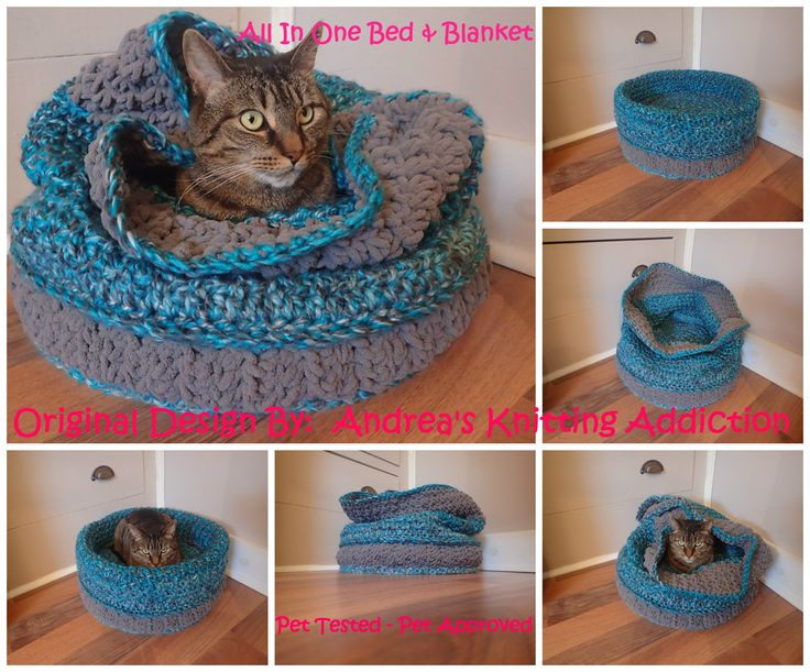 Knitting Patterns For Pet Beds : 1000+ images about Knitting crochet weaving on Pinterest Swedish weaving, C...