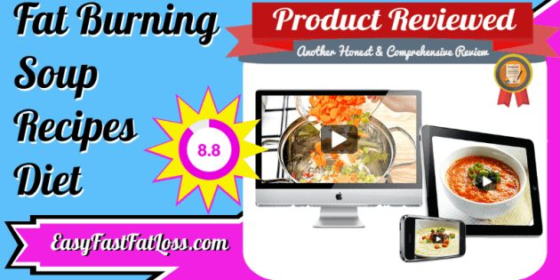 We reviewed and rated a value packed fat loss soup recipe system. Read our review and find out about $1 Trial Offer!