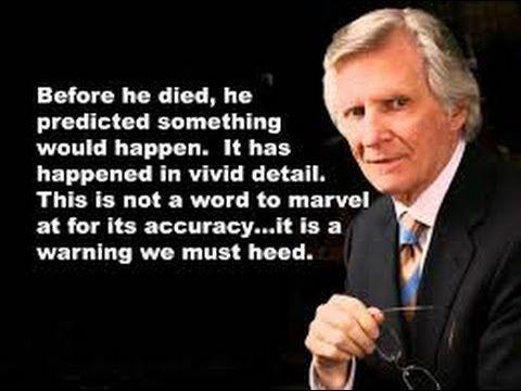 1973 The End Times Vision by David Wilkerson FULL: God told him the future end times of America and today it has been proven to be 100 % accurate.   posted by Icelandic Watchman  Published on Feb 20, 2015 this was recorded in 1973 tells me how scary it is that it is soo accurate and describes today to a perfect degree.  (download if you can this is very rare and the internet might take it down).