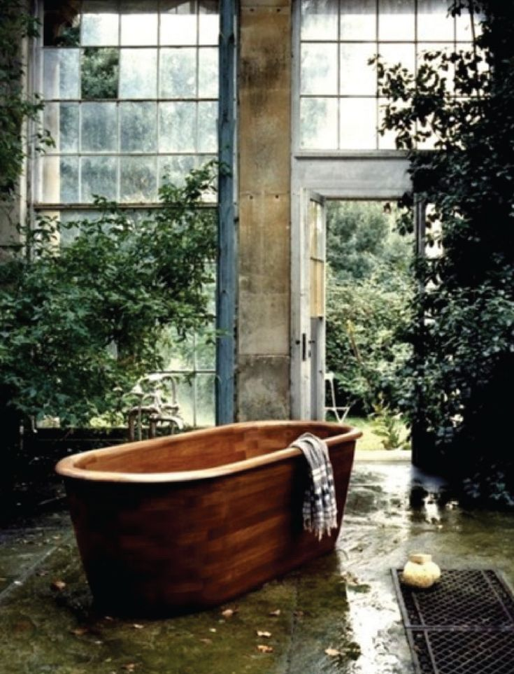 120 Best Bathroom Images On Pinterest Outdoor Showers
