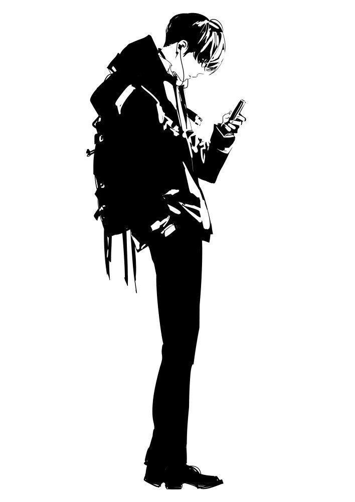 Wariors おしゃれまとめの人気アイデア Pinterest Shimizu 黒髪 イラスト おしゃれ男 マッシュ イラスト