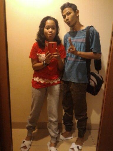 Kita anak jogger pants :-D swag yomsss