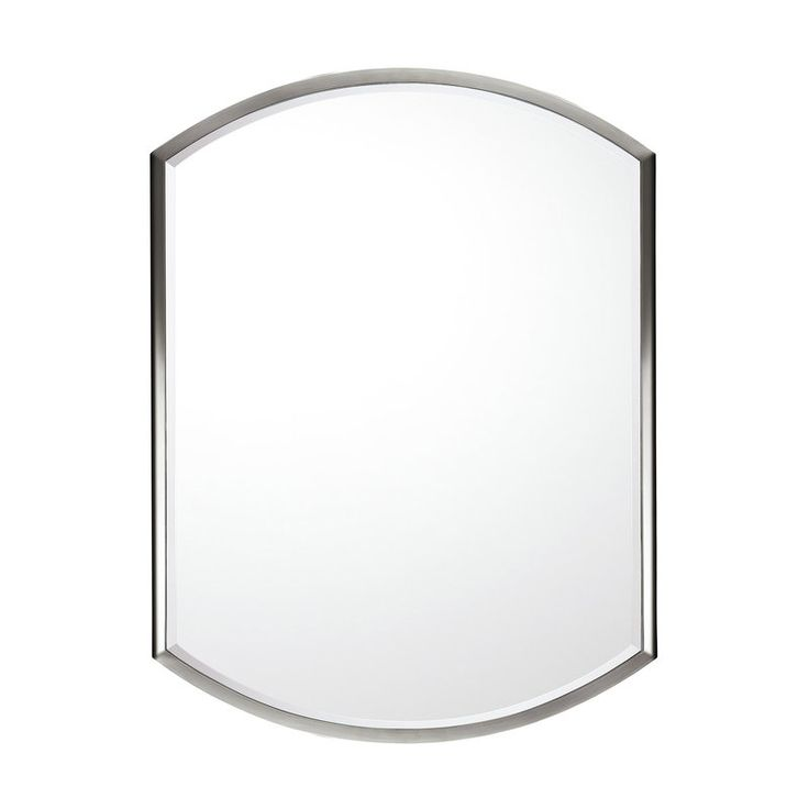 Bathroom Mirrors Polished Nickel 11 best bathroom mirrors images on pinterest | bathroom mirrors