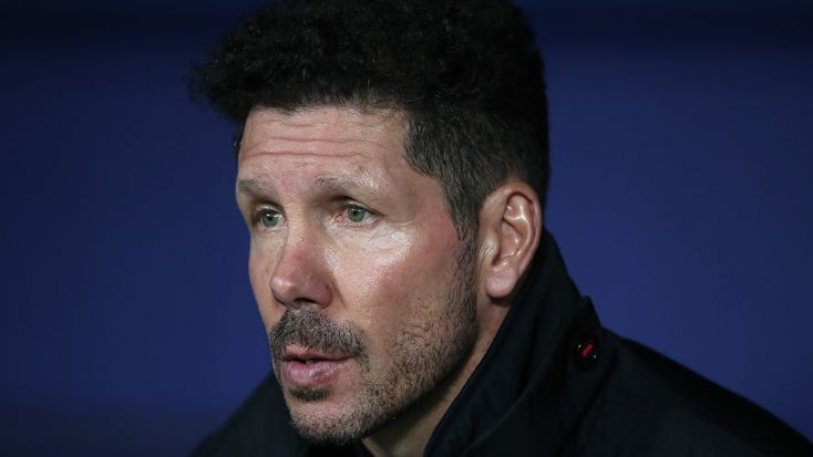 Touchline ban for Atletico Madrid coach Diego Simeone #News #AtleticoMadrid #composite #DiegoSimeone #Football