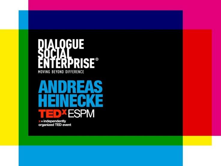 TEDxESPM - Andreas Heinecke - Dialogue in the Dark (Diálogo no Escuro)