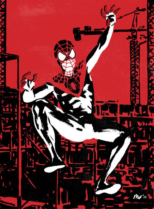 Ultimate Spider-Man - Michael Walsh