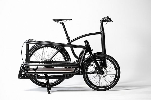 Messenger V2 Cargo Bike by Douze-Cycles