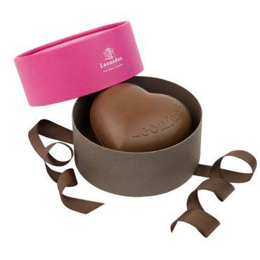 Les chocolats Léonidas