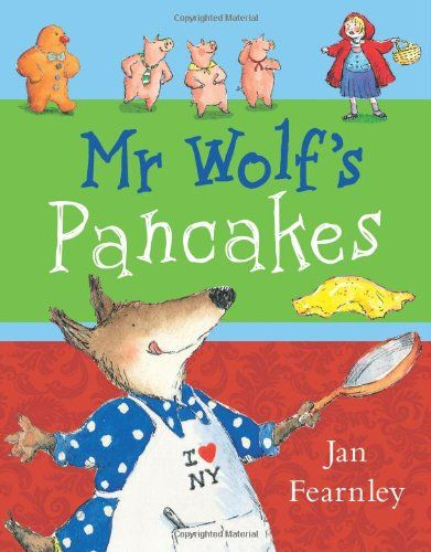 Mr Wolf's Pancakes (Mr Wolf Series) by Jan Fearnley http://www.amazon.co.uk/dp/140521581X/ref=cm_sw_r_pi_dp_lg5qub0PXZPAM