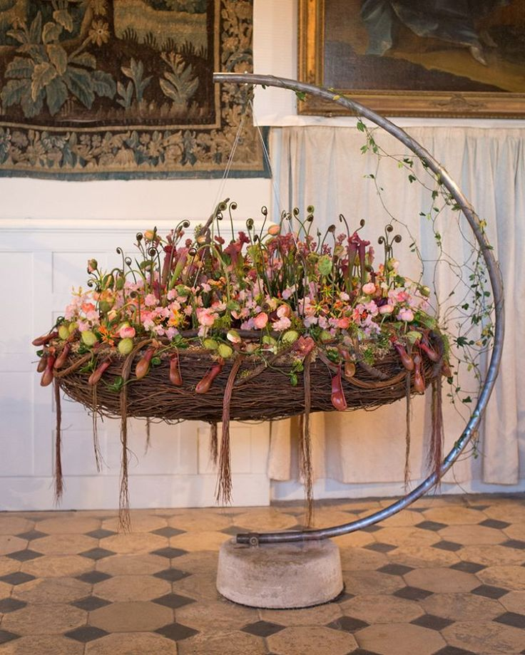 #piverdie #floralart #competition EXARE Cedric