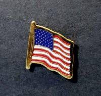 Lapel Pin - American Flag