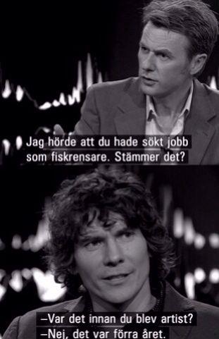 Håkan Hellström.