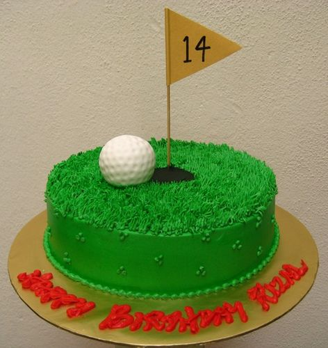golf birthday cakes golf cakes dad birthday birthday ideas golf ball ...