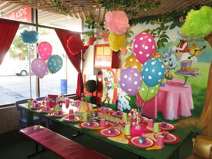 describe a scene at a childrens birthday party The children's birthday party: a study of mothers as socialization agents  mothers were asked to describe a dream they might have had about their child's birthday .