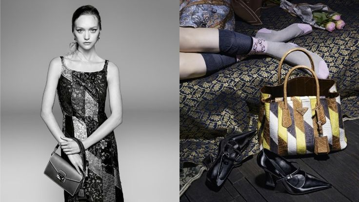 La linea di borse Prada per la S/S 2015 è vintage e sofisticata. I modelli sono particolari ed esprimono una perfetta armonia tra antico e moderno. http://www.stilemagazine.it/borse-prada-collezione-primavera-estate-2015/