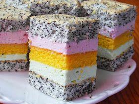 To ciasto zapewne zna każdy, może pod inną nazwą :) ale jest bardzo smaczne.  Dzieci go uwielbiają.  Znalazłam go w starym zeszycie, a nawet...