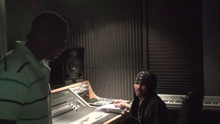 The Studio J.  Jewels Reality TV Series outtakes ft. Omega Red, Makio, a...
