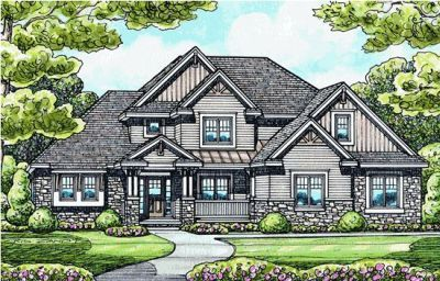 Best 25 country style house plans ideas on pinterest for Two story french country house plans