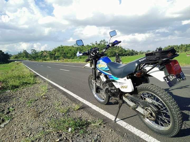 Dijual TS125 Tahun 2005 Masih Ciamik - TASIKMALAYA - LAPAK MOBIL DAN MOTOR BEKAS