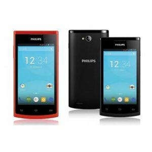 Philips S308, Hp android Dual Core Dengan Layar Standar