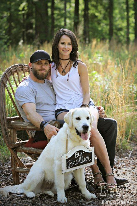 After he and his wife struggled with infertility, country rocker Brantley Gilbert says their surprise pregnancy is an answer to a prayer