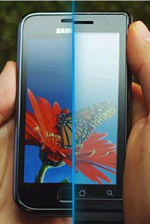 Galaxy S: Era Baru Dalam Teknologi AMOLED | Samsung Mobile Internet Device Article