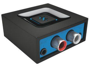 """Saturn: Logitech Bluetooth Audio Adapter für 19 Euro frei Haus https://www.discountfan.de/artikel/technik_und_haushalt/amazon-logitech-bluetooth-audio-adapter-fuer-19-euro-frei-haus.php Die Stereoanlage via Bluetooth mit Handy, Tablet oder PC verbinden: Das ist mit dem """"Logitech Bluetooth Audio Adapter"""" möglich, der nur heute bei Saturn zum Schnäppchenpreis von 19 Euro frei Haus zu haben ist. Saturn: Logitech Bluetooth Audio Adapter für 19 Euro frei Haus (Bi"""