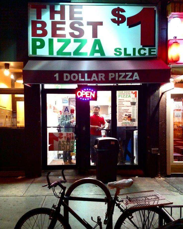 onde comer barato em Nova York - Amanda Viaja