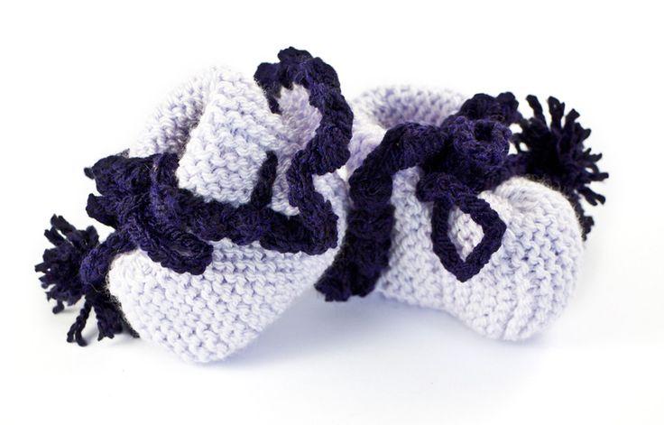 für warme Baby Füße in der kalten Jahreszeit