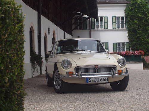 MGC GT (1969)