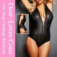Dear lover 2015 hot women arab Sexy Zipped Front Perforated ftv midnight hot lingerie  Best buy follow this link http://shopingayo.space