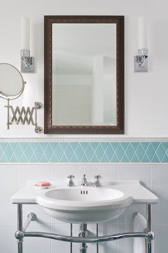 Жилой Переделывать традиционная ванная комната