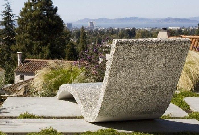 M s de 25 ideas incre bles sobre concrete outdoor furniture en pinterest muebles de jard n - Landscape elements that you should consider for your yard ...