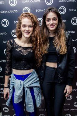 Jenny Martinez y Oriana Sabatini (Ciudad.com)