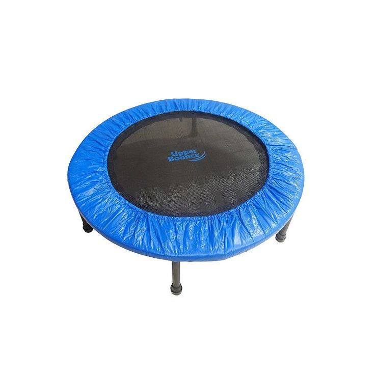 Upper Bounce 36-in. Two-Way Folding Rebounder Trampoline, Multicolor